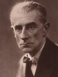 Maurice Ravel  C 1935