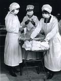 Spanische Grippe  USA  1919