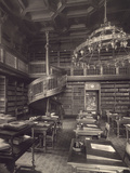Berlin  Reichstag  Library