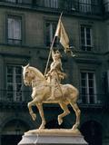 Joan of Arc  Monument in Paris