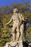 Mozart Monument  Burggarten in Vienna