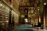 Strahov Monastery  Library  Prague  Czech Republic
