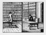 Librarian  Kaufmann  Rad Um 1815