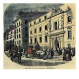 Conservatory  Paris  C 1850