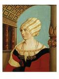 Dorothea Meyer  wife of Jakob Meyer zum Hasen  Mayor of Basel  Switzerland