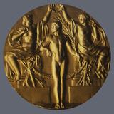 1908 London Olympics Medal