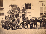 Medical Corps of the Red Cross 1870-71