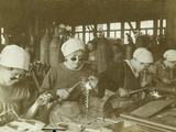Wartime Economy  Women as Welders During World War I