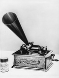 Phonograph by Edison