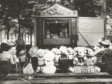 Punch and Judy  France  C1900