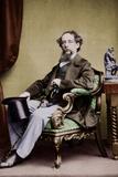 Charles Dickens  C 1865