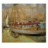 Le Bateau de Pêche (The Fishing Boat)  1908