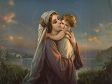 Mater Dulce (Mary and Child)
