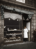 Bakery in Berlin  C1925