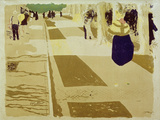 L'Avenue (The Street)  1897-98