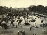 Rio De Janeiro  Praca Da Republica  1907