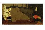 Le Sommeil (Sleep)  c1891