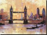Tower Bridge, Londres Tableau sur toile