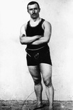 1908 Olympic Games Champion Arno Bieberstein