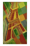 La Tour Eiffel (Eiffel tower)  1926