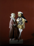 Punch and Judy  Puppets on Sticks