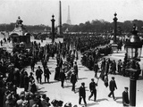 Joan of Arc  Celebration Paris 1920