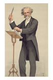 Giuseppe Verdi  Caricature from Vanity Fair