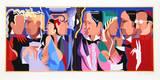 Talking Heads Reproduction pour collectionneurs par Giancarlo Impiglia