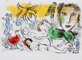 Retour à la maison Reproductions de collection premium par Marc Chagall