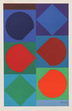 Beryll  from Souvenirs de Portraits d'Artistes Jacques Prevert: Le Coeur l'ouvre