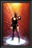 Invincible Iron Man 14 Cover: Iron Man