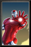 Marvel Adventures Iron Man 11 Cover: Iron Man