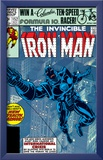 The Invinvible Iron Man 152 Cover: Iron Man