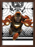 Invincible Iron Man 8 Cover: Iron Man