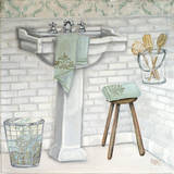 Subway Bath Tile I