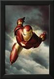 Iron Man 1 Cover: Iron Man