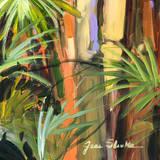 Palms in the Night II