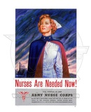 US Army Nurse Corps World War Two