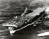 USS Intrepid 1945