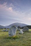 Castlerigg Stone Circle in the Lake District National Park  Cumbria  England  United Kingdom