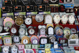 Alarm Clocks of All Different Designs on Market Stall  Aluthgama  Sri Lanka  Asia