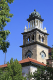 Clock Tower on the Pioneers Museum  Colorado Springs  Colorado  United States of America