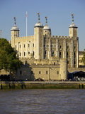 The Tower of London  UNESCO World Heritage Site  London  England  United Kingdom  Europe
