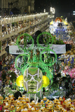 Carnival Parade at the Sambodrome  Rio de Janeiro  Brazil  South America