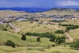 Landscape Near Cripple Creek  Colorado  United States of America  North America