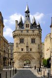 Porte Cailhau  Bordeaux  UNESCO World Heritage Site  Gironde  Aquitaine  France  Europe