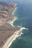 Aerial Photo of Santa Rosa  Channel Islands National Park  California  United States of America