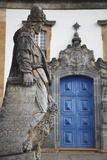 The Prophets Sculpture at Sanctuary of Bom Jesus de Matosinhos  UNESCO Site  Congonhas  Brazil