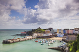 Tenby Harbour  Pembrokeshire  West Wales  Wales  United Kingdom  Europe