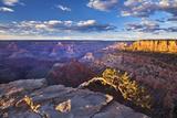 Pipe Creek Vista Point Overlook  South Rim  Grand Canyon Nat'l Park  UNESCO Site  Arizona  USA